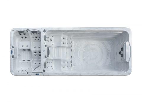 Oasis 5.9m Extra Depth Platinum Swim Spa at Spa-Rite